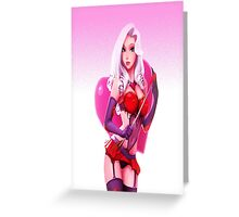 Lux Lust! Greeting Card