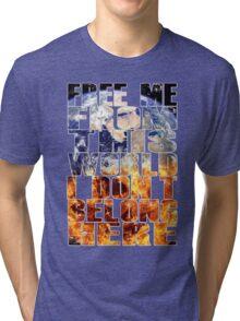 Muse - Explorers Tri-blend T-Shirt