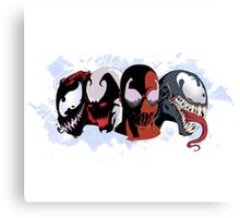 Carnage Venom Canvas Print