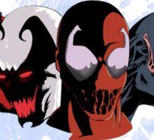 Carnage Venom Sticker