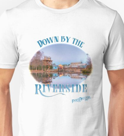 Down by the Riverside Unisex T-Shirt