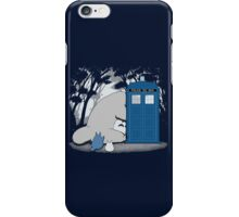 Totoro My Neigbour,Dr Who iPhone Case/Skin