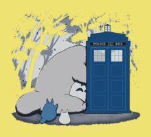 Totoro My Neigbour,Dr Who Kids Tee