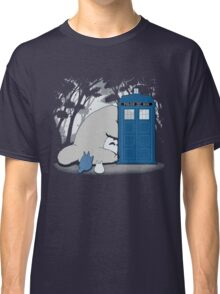 Totoro My Neigbour,Dr Who Classic T-Shirt
