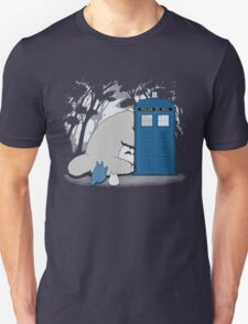 Totoro My Neigbour,Dr Who Unisex T-Shirt