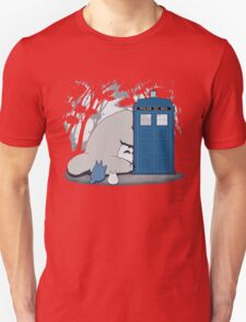 Totoro My Neigbour,Dr Who T-Shirt