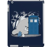 Totoro My Neigbour,Dr Who iPad Case/Skin