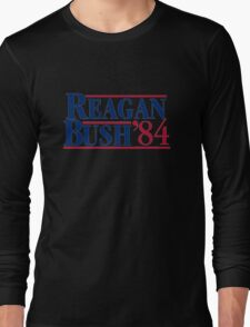 Reagan Bush Long Sleeve T-Shirt