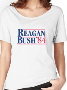 Reagan Bush Women's Relaxed Fit T-Shirt