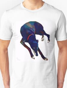 Greyhound Art Unisex T-Shirt