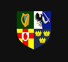 Four provinces Ireland Coat of Arms Zipped Hoodie