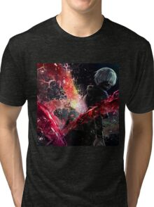 Anime Tri-blend T-Shirt