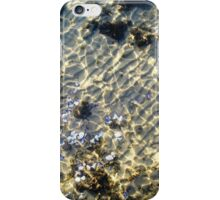 """Water Patterns"" - The Beauty Of An Unspoilt Island iPhone Case/Skin"