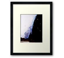 Nightlife on the Mountain Framed Print