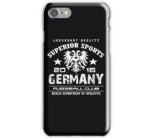 germany soccer club iPhone Case/Skin