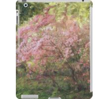 Waves of Spring iPad Case/Skin