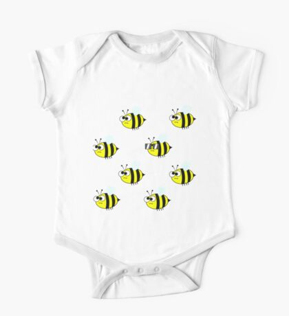 Bee Cool One Piece - Short Sleeve