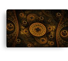 Time Machine Canvas Print