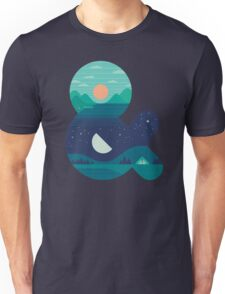 Day & Night Unisex T-Shirt