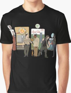 The Walking Nazi Zombie Slayers Graphic T-Shirt
