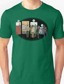 The Walking Nazi Zombie Slayers Unisex T-Shirt