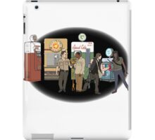 The Walking Nazi Zombie Slayers iPad Case/Skin