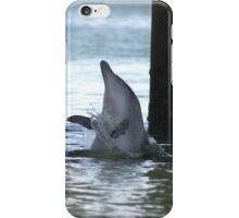 Dolphin Playing iPhone Case/Skin