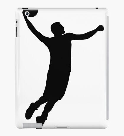 Basketball logo number 12 iPad Case/Skin