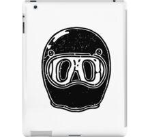 Cool helmet iPad Case/Skin