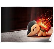 Cyndaquil Poster