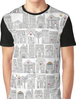 pencil weather love Graphic T-Shirt