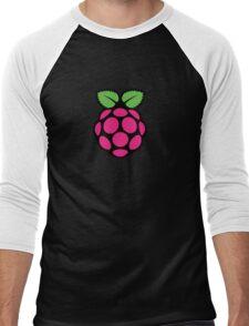 Raspberry pi Men's Baseball ¾ T-Shirt
