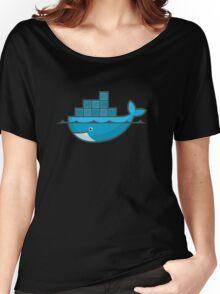 Docker Women's Relaxed Fit T-Shirt