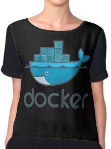 Docker Chiffon Top