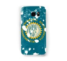 South Dakota Splatter Samsung Galaxy Case/Skin
