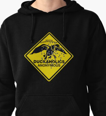 Duckaholics Anonymous Pullover Hoodie