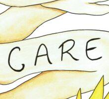 Self Care Queen - Warm Tone Sticker