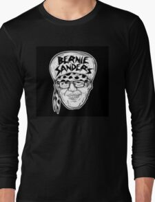 Bernie Sanders X Suicidal Tendencies Long Sleeve T-Shirt