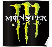 Monster Logo Poster