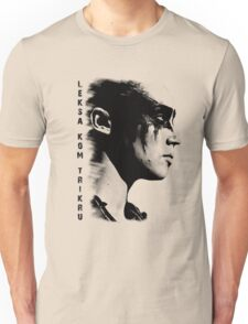 Leksa Kom Trikru - The 100 - Lexa - Mod.1 Unisex T-Shirt