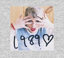 Taylor Swift 1989 Photo Women's Fitted Scoop T-Shirt