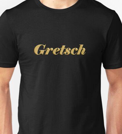 Gretsch Bold Unisex T-Shirt