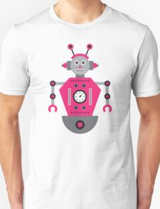 a humanoid 4 Unisex T-Shirt