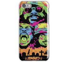 Flatbush Zombies 3001 The Tour 2016 AG01 iPhone Case/Skin