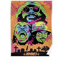 Flatbush Zombies 3001 The Tour 2016 AG01 Poster