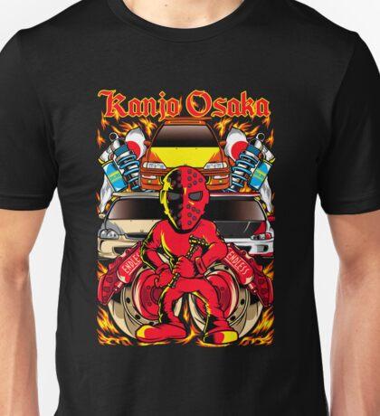 Kanjo Osaka Unisex T-Shirt