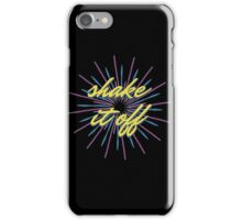 Taylor Swift Shake It Off iPhone Case/Skin