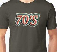 Old 70's Unisex T-Shirt