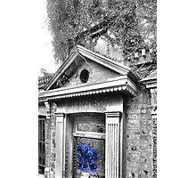 Desecration Blues Photographic Print