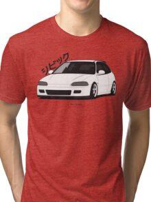 Honda Civic EG Tri-blend T-Shirt